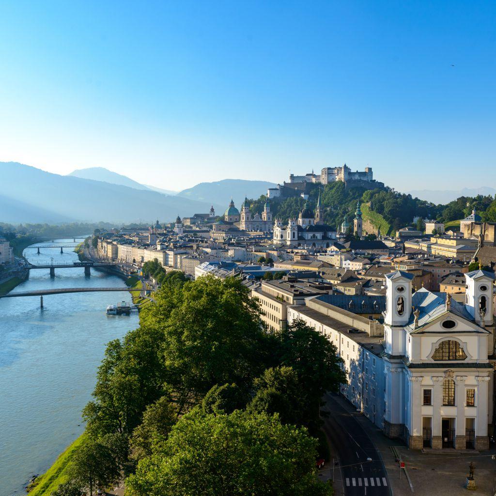 Willkommen bei inlingua Salzburg, Copyright Tourismus Salzburg